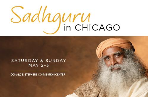 Sadhguru Live In Chicago