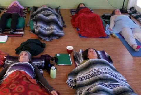 Why Yoga Nidra Is Your Practice For More Energy + Natural Fertility