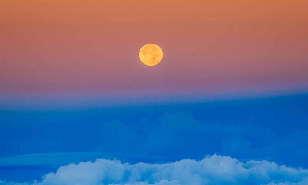 September's Full Moon + Lunar Eclipse Wisdom