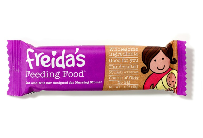 Frieda's Pantry Postpartum Nutrition Bar Giveaway