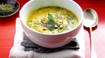Detox Dal: Ayurvedic Winter Soup For Cleansing